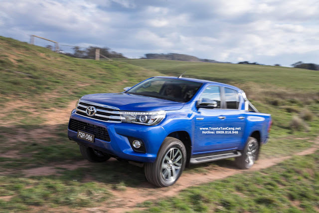 toyota hilux 2016 - toyota tan cang - 10