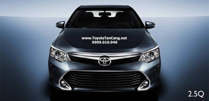 Giá xe Toyota Camry 2015 được tính như thế nào