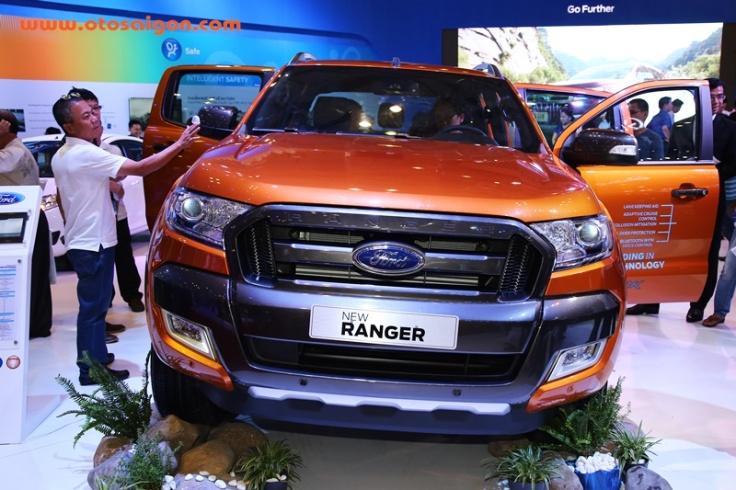 New Ranger là dòng xe kiếm ra tiền cho Ford tại Việt Nam